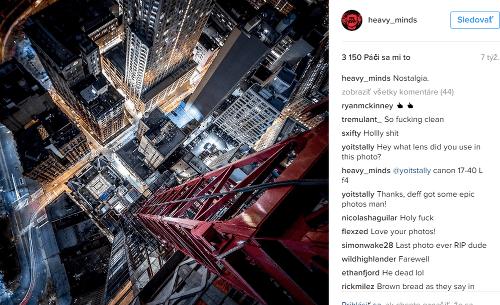 Život instagramovej hviezdy tragicky