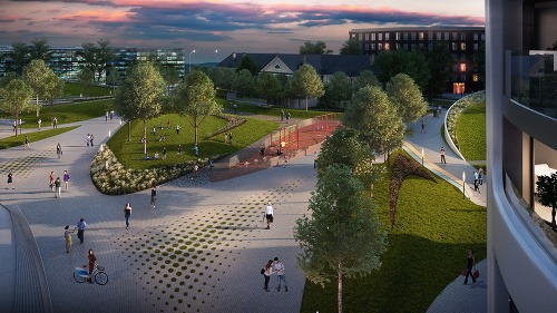 Projekt Sky Park