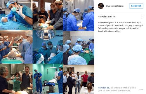 Škandalózny plastický chirurg prvýkrát