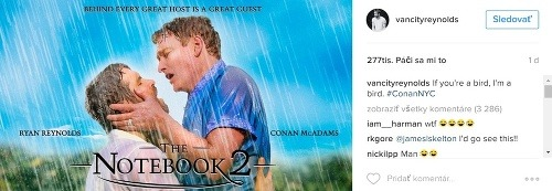 Ryan Reynolds a Conan