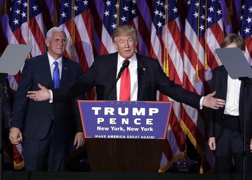 Víťaz amerických prezidentských volieb