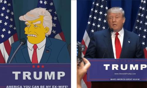 Desivé proroctvo o Trumpovi:
