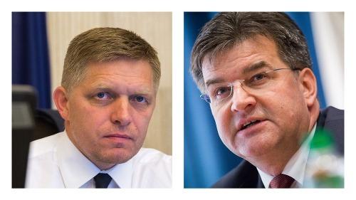 Robert Fico a Miroslav