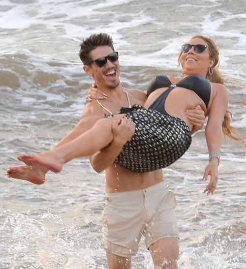 Mariah Carey a Bryan