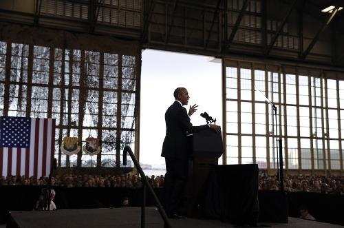 Obamov posledný prejav venovaný