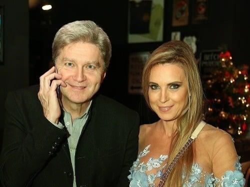 Erika Judínyová s manželom