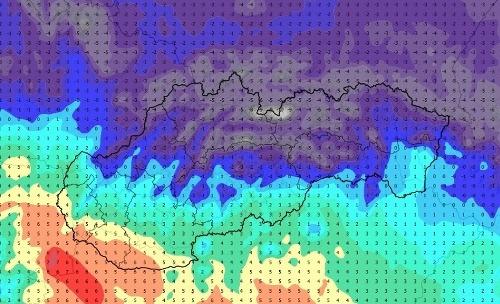 Meteorológovia predpovedajú vpád arktického