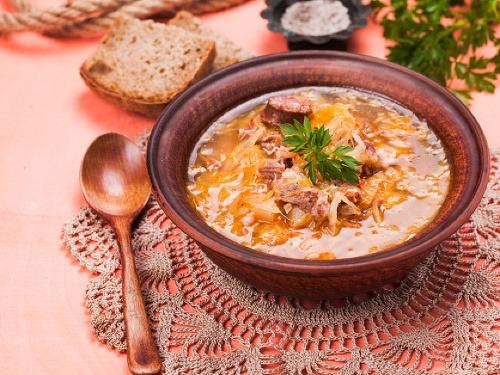 Patrí polievka k vašim