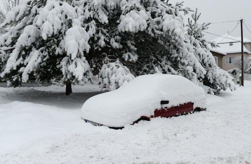 Zima neodchádza, práve naopak: