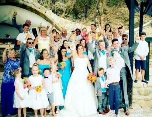 22aaec8bff92 Svadba v Grécku sa zmenila na totálne peklo  Hromadná nákaza z ...