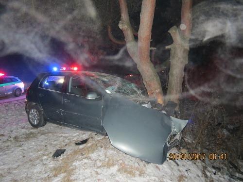 FOTO Dopravná nehoda v