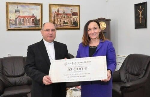 Košický arcibiskup Bernard Bober