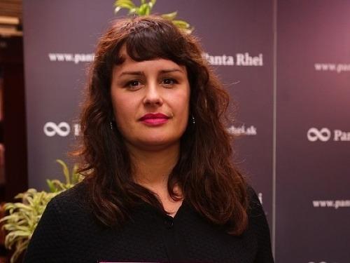 Herečka Petra Polnišová