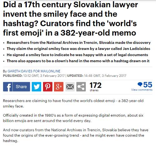 Dôkaz z Trenčína mení