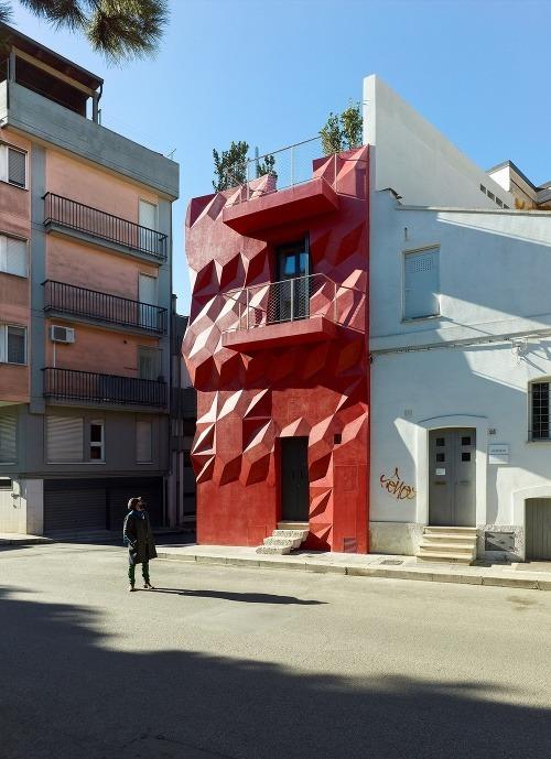 Víťazný projekt GiacomoaGarziana.