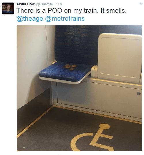 Zhrození cestujúci: Na sedadle