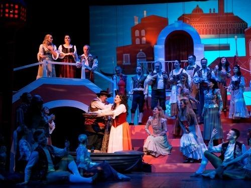 Opereta Johanna Straussa ml.