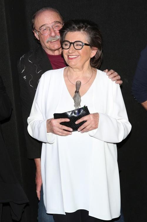 Zuzana Kronerová jej kolega