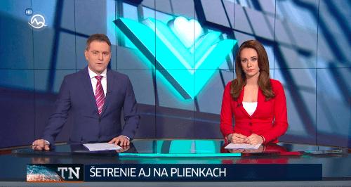 Vavrinčíkovej premiéra v Televíznych