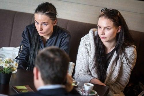 Simona a Tamara