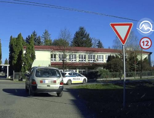 Nitrana (39) zastavili policajti,