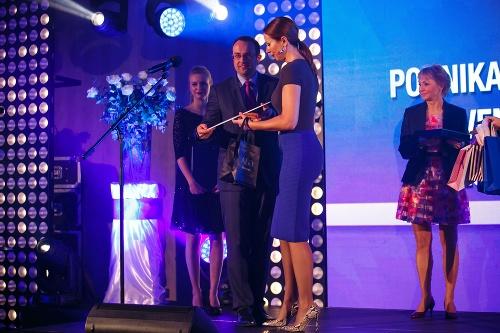 Najúspešnejšia slovenská podnikateľka roka: