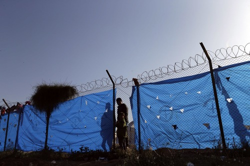 Život v gréckom utečencom