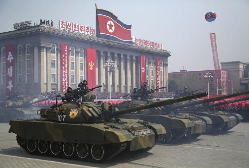 Severná Kórea demoštruje svetu