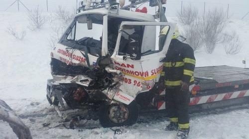 MIMORIADNY ONLINE Hromadná nehoda