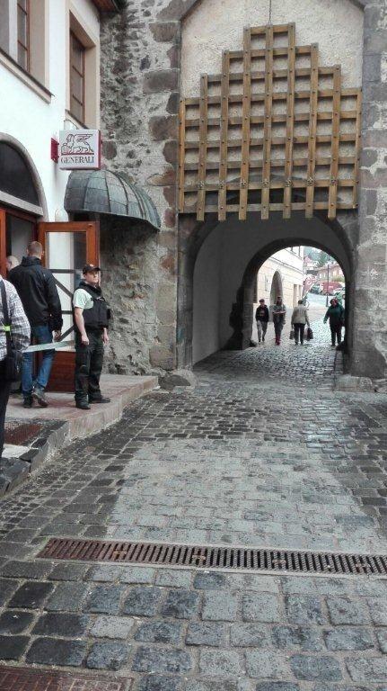 FOTO Dráma v Kremnici: