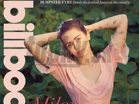Miley Cyrus vyzerá na