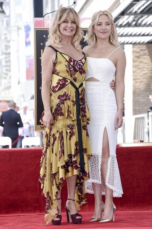 Goldie Hawn s dcérou