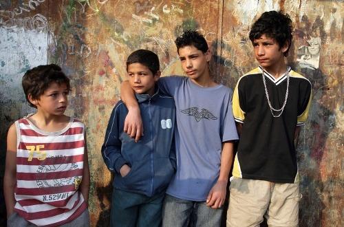 FOTO Kauza šikanovania rómskych