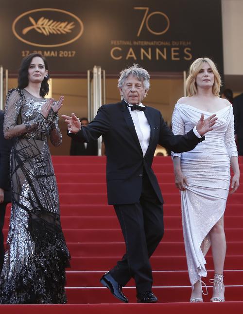 Eva Green, Roman Polanski,