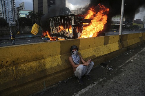 Insurgents in Venezuela