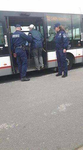 Páni policajti, takto sa