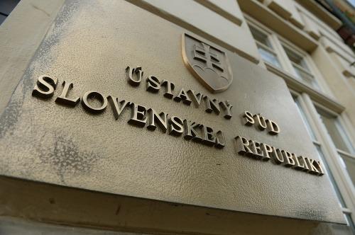 Ústavný súd Slovenskej republiky