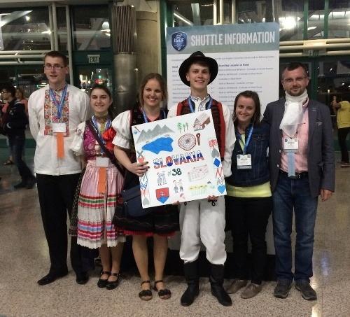 Svetový úspech! Prešovskí študenti