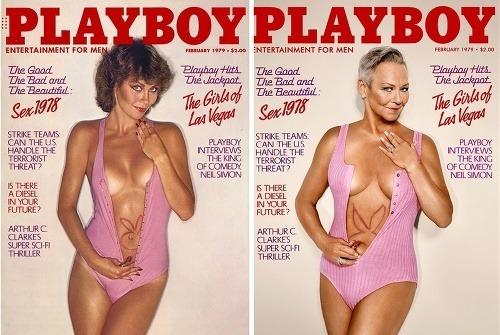 Sexice z Playboya sa