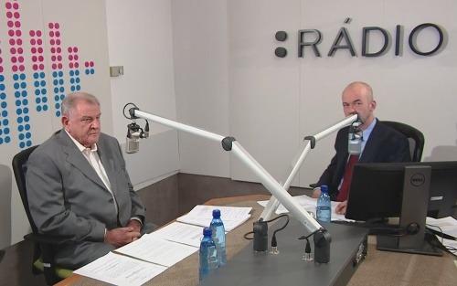 Vladimír Mečiar a Braňo