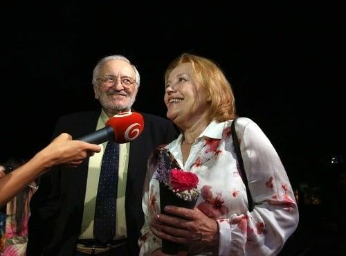 Milan Lasica a Magda