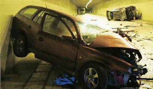 Tragédia v tuneli Branisko: