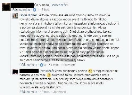 Kollár si podal Balúchovú: