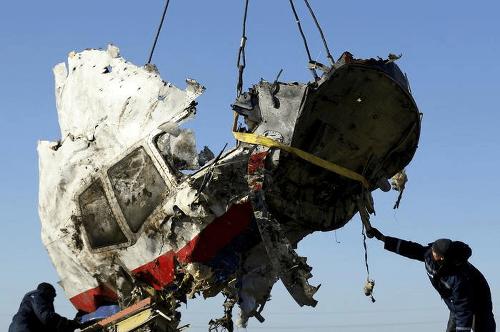 Vrak kokpitu lietadla spoločnosti
