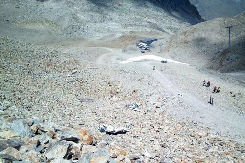 Nehoda lietadla vo Švajčiarsku.
