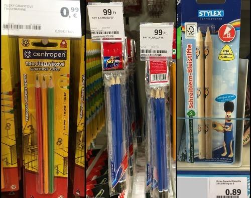 60bc107e35 Veľké porovnanie cien potrieb pre školákov! Poriadne prekvapenie ...