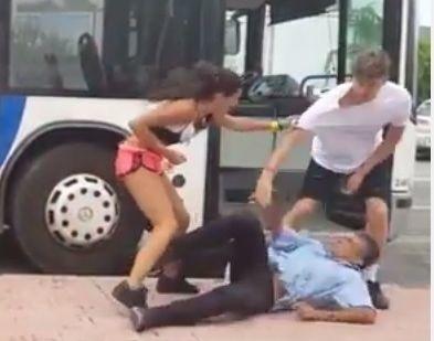 Autobusár sa musel poriadne