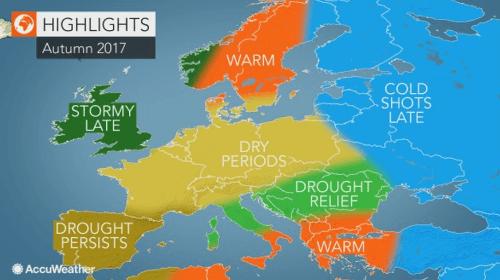 Prvá dlhodobá predpoveď počasia