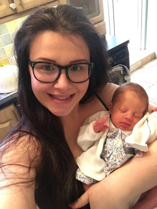 Emma s dcérkou Felicity