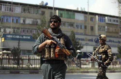 Taliban oblieha vládny a
